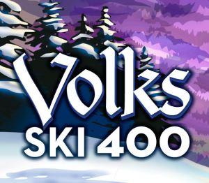 Vols ski 400
